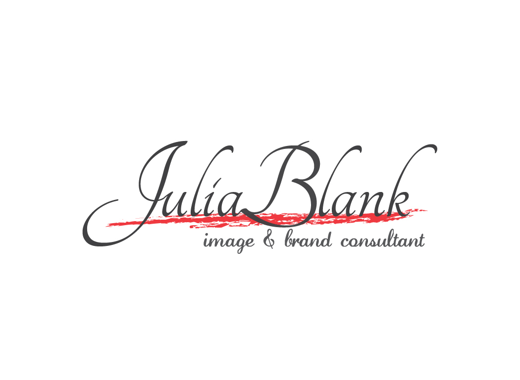 Julia-Blank.com Logo Design