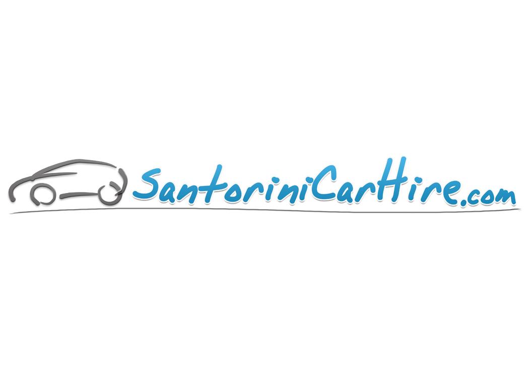 Santorinicarhire.com Logo Design