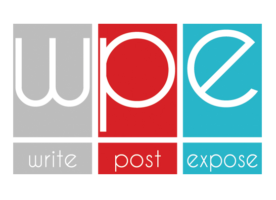WritePostExpose Logo Design